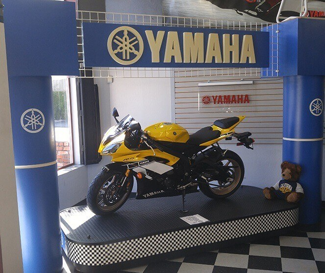 Yamaha Showroom