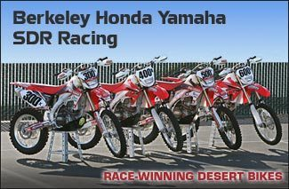 Berkeley Honda Yamaha SDR Racing